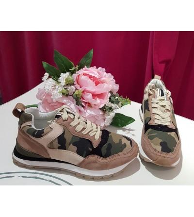Sneaker Camuflaje
